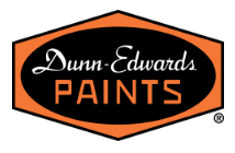 100 heather paint color dunn edwards 44 best images about