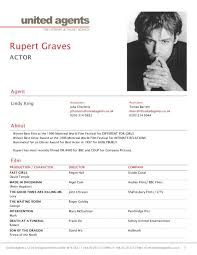 actors resume template acting resume template template business