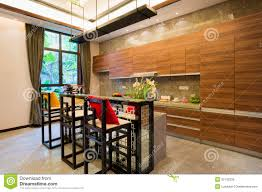 nice kitchen stock photo image 35743230