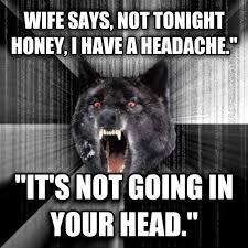 Honey Meme - livememe com insanity wolf