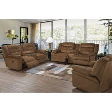 Contemporary Reclining Sofa With Topstitch by Power Reclining Sofas You U0027ll Love Wayfair