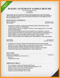flight attendant cover letter sample bio letter format