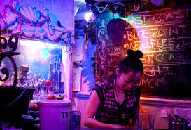 Top Ten Bars In Nyc Most Important Nyc Bars A New York City Bar Bucket List Thrillist