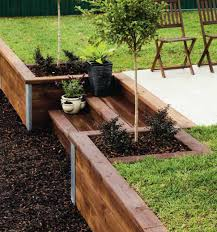 Landscaping Ideas For A Sloped Backyard Build A Retaining Wall Retaining Walls Terraced Garden And