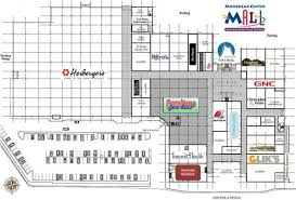 moorhead center mall floor plan uncategorized shopping design