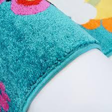 Turquoise Area Rug Owl Area Rug Hoot Area Rug For Nursery Turquoise Nursery Area Rug