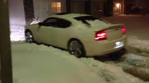 2006 dodge charger awd dodge charger r t in 12 inches of winter virgil 2013