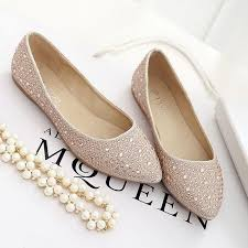 flat wedding shoes jemonte