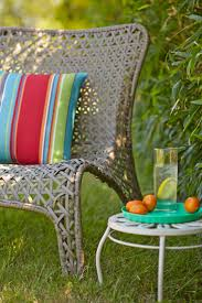 Patio Stack Chairs by This Woven Patio Chair Is A Great Mixture Of Style And Comfort