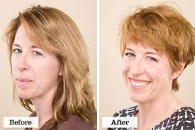 hairstyle makeovers before and after the fabulous hair makeover real women makeover hall of fame
