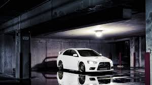 mitsubishi evo white cool lancer evolution wallpaper 1237 wallpaper themes