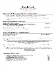 Psw Resume Examples by Cover Letter Resume Format Human Resource Mock Cover Letter