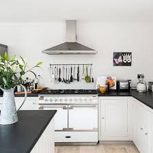 White And Black Kitchen Designs by Small Kitchen Design Ideas Ideal Home