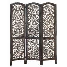 aztec screen room dividers home accents home decor decorative room