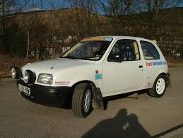 nissan micra race car blog my k11 rally car micra sports club