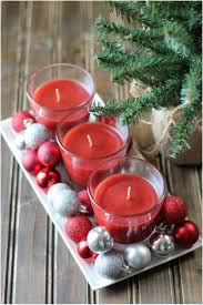 christmas by soft candle light with 15 diy candle crafts