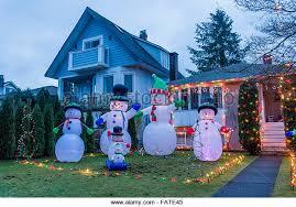 Snowman Lawn Decorations Snowmen Decorations Stock Photos U0026 Snowmen Decorations Stock