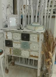 muebles decapados en blanco muebles blanco decapado great mobili cajonera muebles