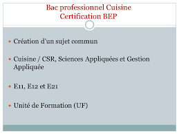 sujet bac pro cuisine bep cuisine great bep cuisine with bep cuisine awesome bep hue