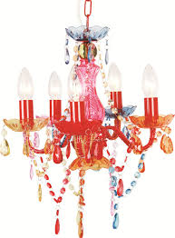 Colored Chandelier Plastic Candelabra Chandelier Lightings Colored Pendant