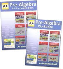 a interactive math 7th grade pre algebra full curriculum