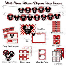 119 best diy minnie mickey mouse free printables party ideas