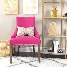 Office Accent Chair Gold Shelves Home Office Decor Pink Accent Chair Accent Chairs