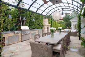 outdoor dining rooms 7 of our favorite outdoor cooking and dining areas hgtv s