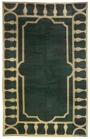 Deco Rugs Vintage French Deco Rug Green French And Vintage Rugs