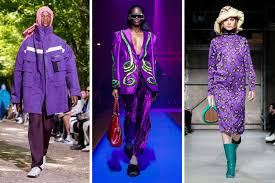 color of the year 2017 fashion the future is purple the new york times