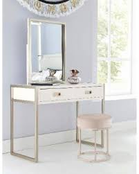 spectacular deal on hillsdale furniture swanson white metal vanity
