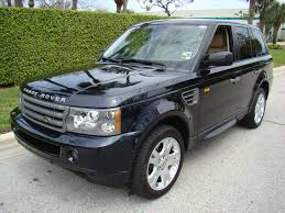dark blue range rover range rover land rover for sale