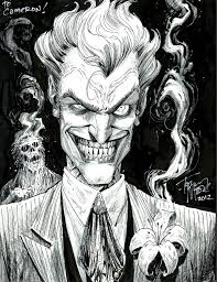 top 5 amazing joker artwork drawing and digital painting