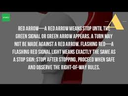 A Flashing Yellow Signal Light Means What Does A Green Traffic Light Mean Youtube