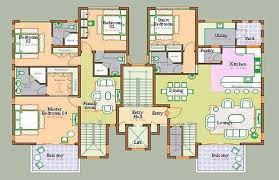 luxury apartment plans luxury 4 bedroom apartment floor plans in fresh sumptuous amazing