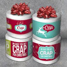 funny toilet paper gift