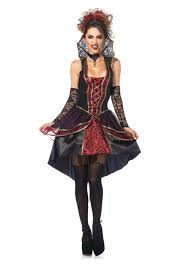 women u0027s vampire queen costume