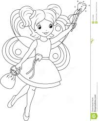 tooth fairy coloring pages eson me