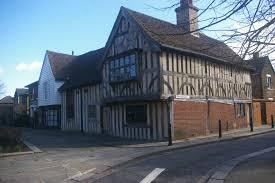 Tudor House by File Tudor House Church Lane Orford Road Walthamstow London E17
