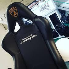 lamborghini car seat omp racing seat office chair gsm sport seats