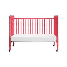 Rockland Convertible Crib by Amazon Com Davinci Jenny Lind Stationary Crib Coral Baby