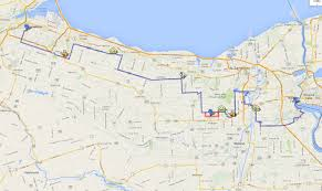 Hamilton Ontario Map Event Schedule And Details The Ride To Conquer Cancer