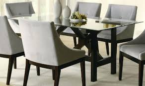 fabric dining table chairs rustic mexican furniture tall wooden