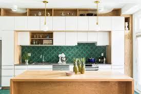 green backsplash kitchen coryc me