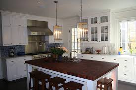 kitchen island with butcher block top sapele mahogany butcher block countertop in edgewater md