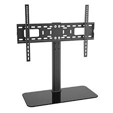 Monitor Pedestal Stand G Vo Universal Tabletop Tv Stand Base Pedestal With Mount For 42