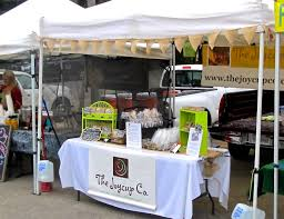Market Stall Canopy by Farmersmarket Display Ideas A Table Banner Rustic Tent Banner