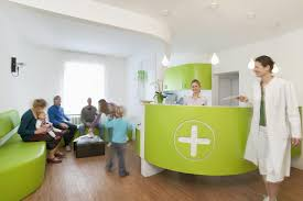 Hospital Reception Desk Medical Office Receptionist Job Duties