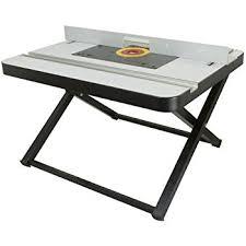 trim router table amazon com