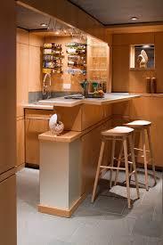 Basement Wet Bar Design Ideas Small Wet Bar Decorating Ideas Basement Midcentury With Maple